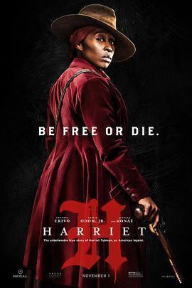 哈丽特海报