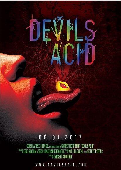 恶魔之酸海报