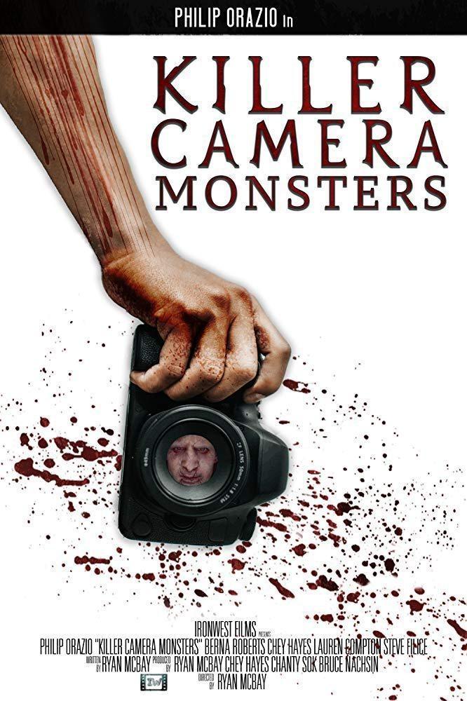 杀人相机海报
