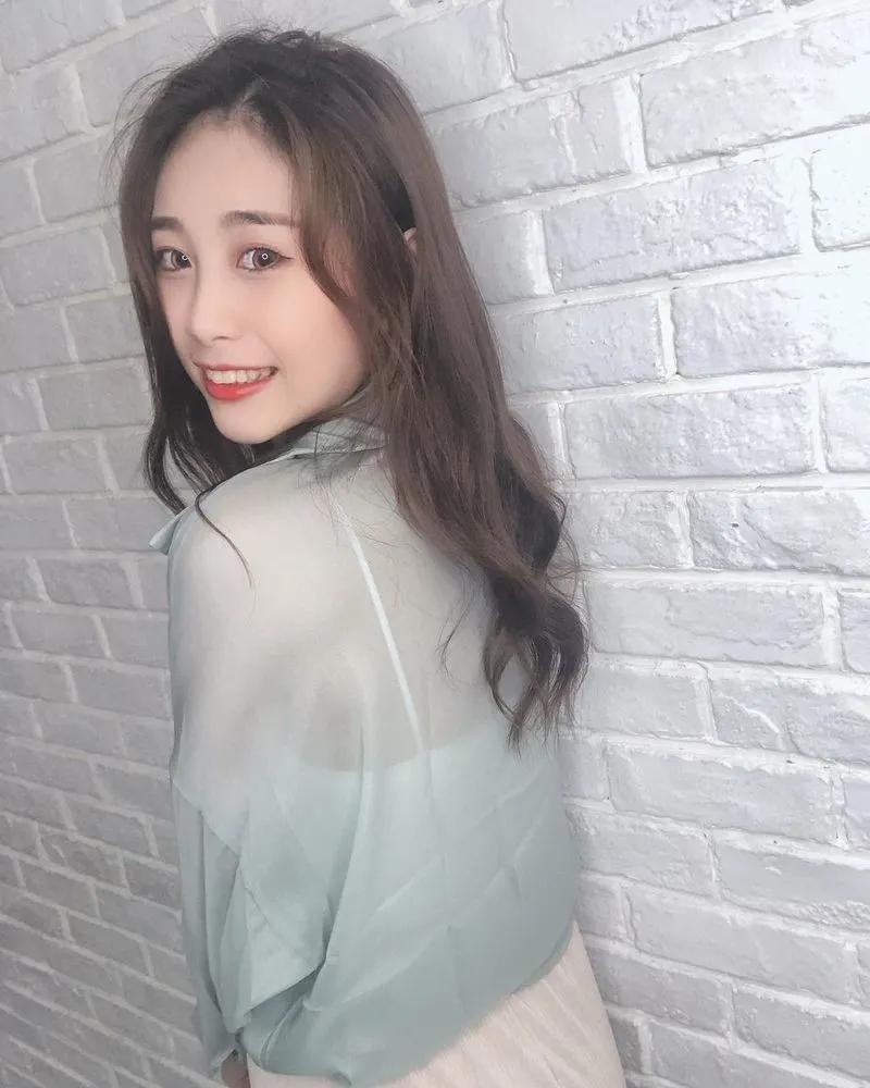 台湾美女发型设计师Abby
