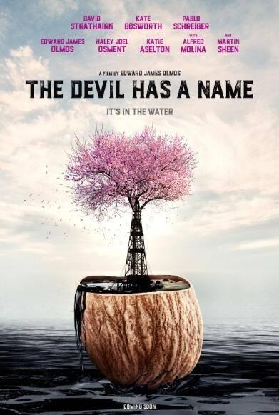 魔鬼有一个名字海报