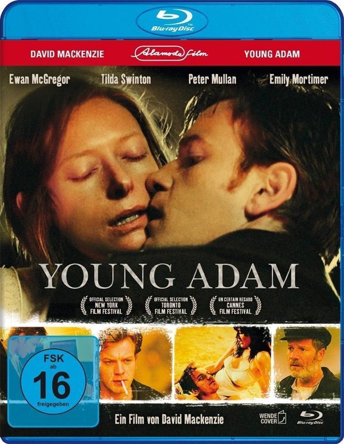 年轻的亚当 电影海报