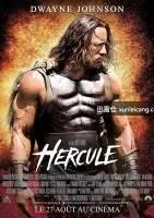 3D宙斯之子:赫拉克勒斯海报