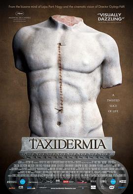 人体雕像 电影海报