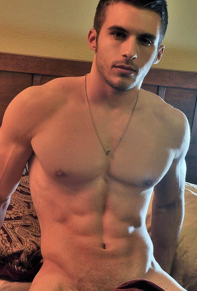 美国肌肉男模Michael Fitt健身肌肉帅哥