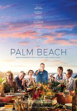 棕榈滩海报