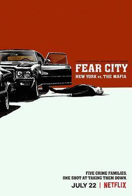恐惧之城:纽约VS黑手党海报