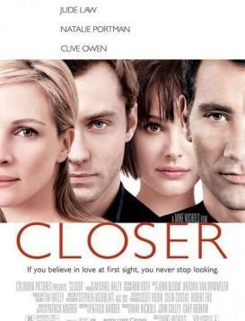 偷心 Closer海报