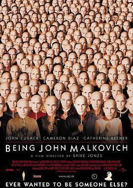 成为约翰·马尔科维奇 电影海报