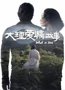 大理爱情故事海报