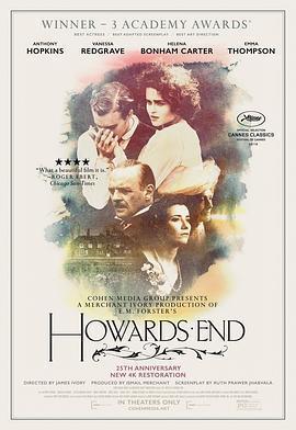 霍华德庄园 电影海报