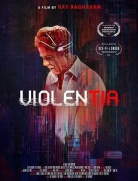 暴力治愈海报