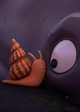 蜗牛和鲸鱼海报