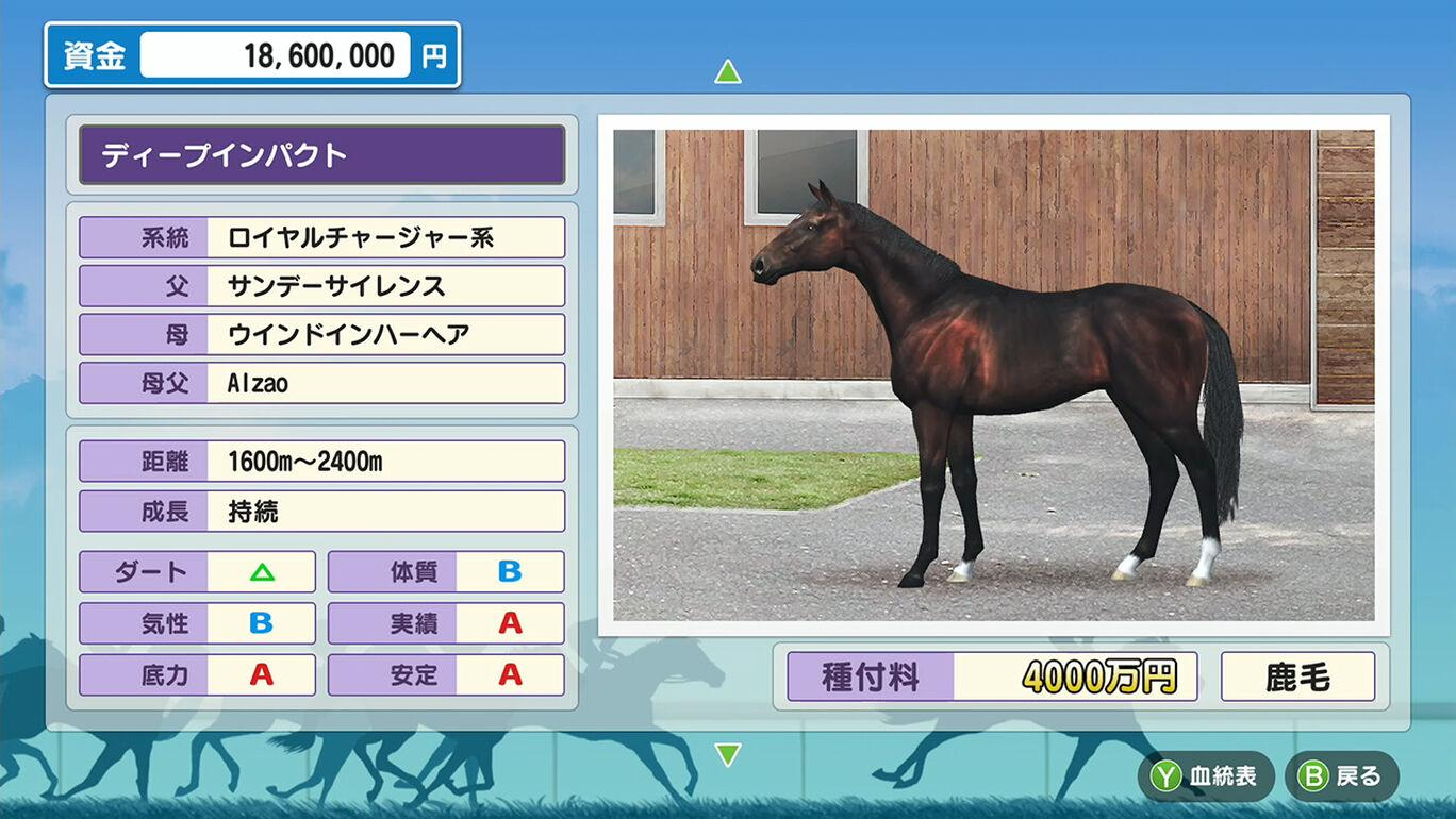 德比赛马(Derby Stallion)插图