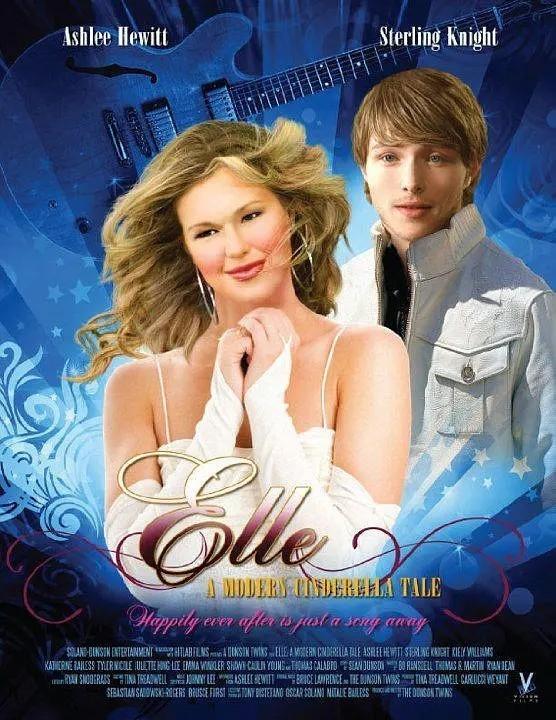 艾莉:一个现代灰姑娘的故事海报