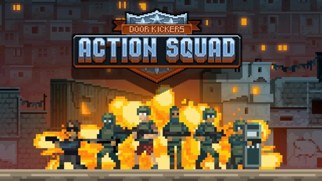 破门而入:行动小队(Door Kickers: Action Squad)插图5