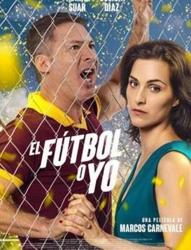 足球还是我海报