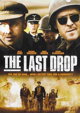 最后的空降兵 电影海报