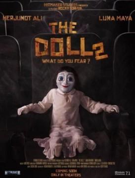 娃娃2/魔娃2/鬼娃2海报