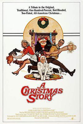 圣诞故事 电影海报