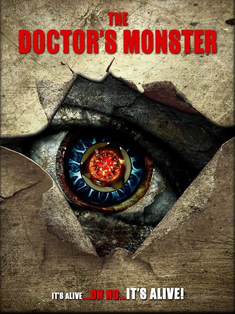 怪兽博士海报