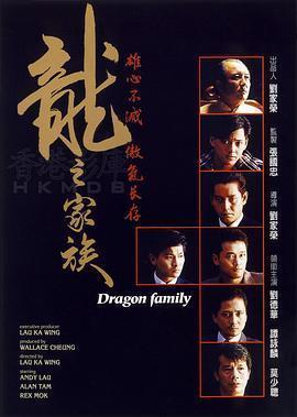 龙之家族海报