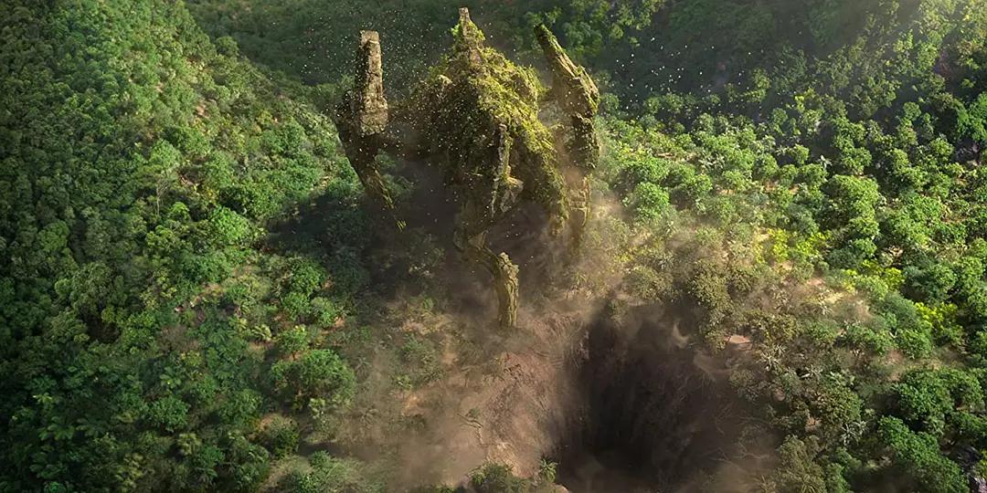 巨怪猎人:泰坦的觉醒