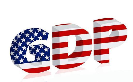 远非预期!美国第二季度GDP增长6.5%,现货黄金冲上高位