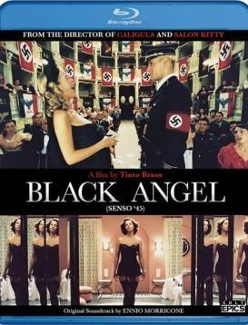 黑天使海报
