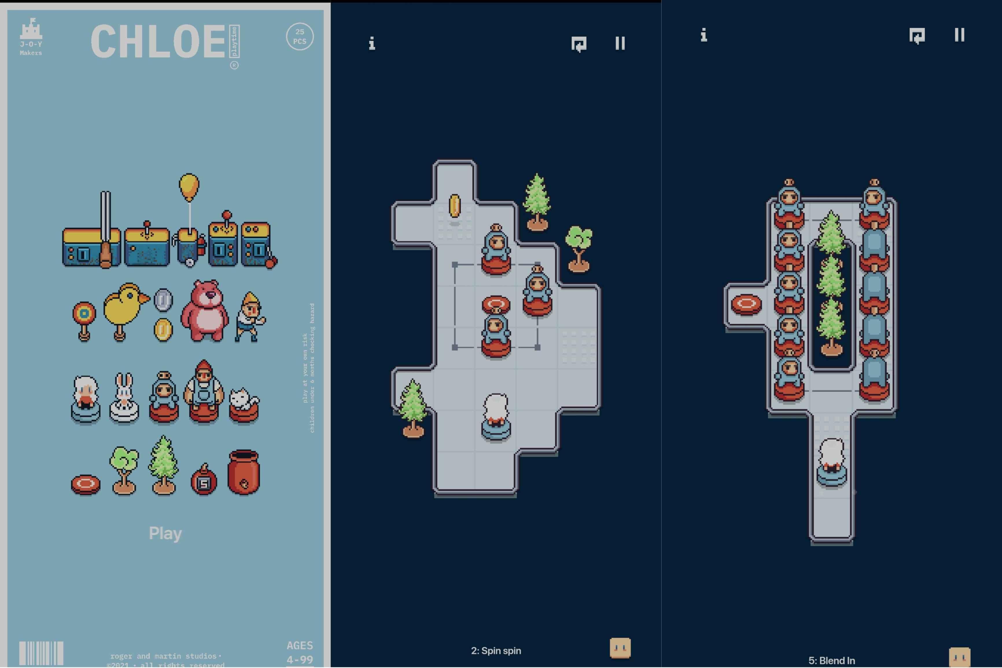 克洛伊:游戏时间!优化版截图1