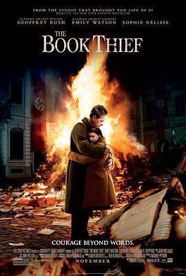 偷书贼 电影海报