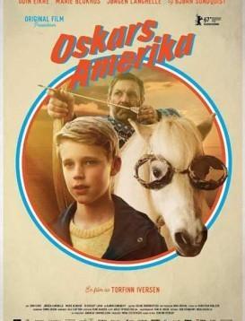 奥斯卡的美国梦海报