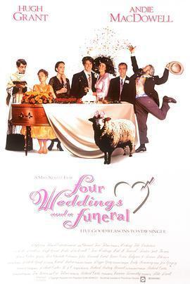 四个婚礼和一个葬礼 电影海报
