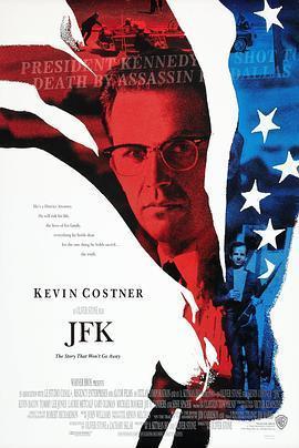 刺杀肯尼迪 电影海报
