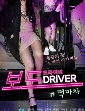 夜车司机海报