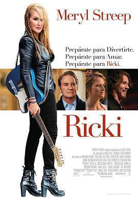 瑞奇和闪电 电影海报