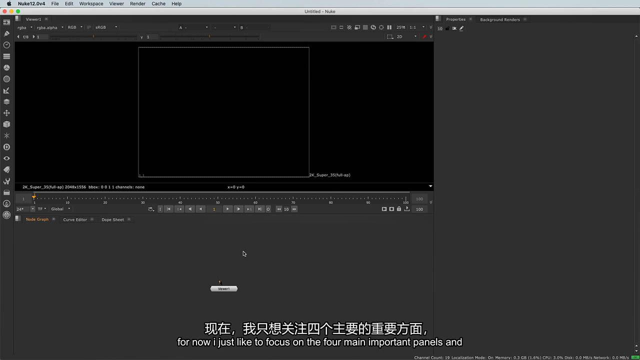 Nuke教程 完全掌握入门1 CGCircuit Mastering Nuke Vol.1