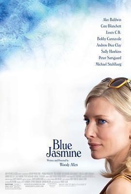 蓝色茉莉/情迷蓝茉莉 电影海报