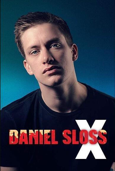丹尼尔·斯洛斯:X海报