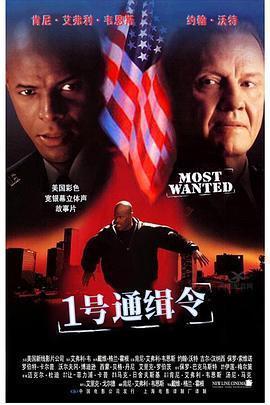 1号通缉令 电影海报