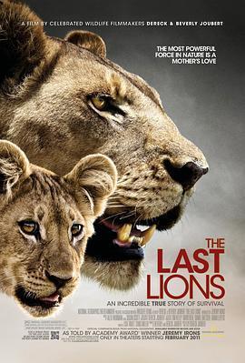 最后的狮子 电影海报