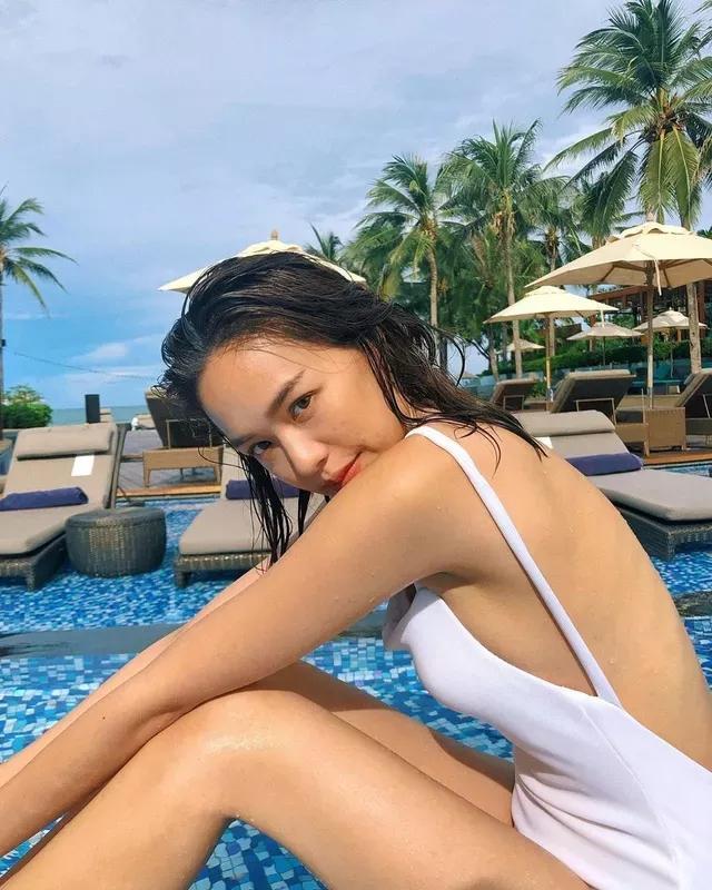 泰国才貌双全小姐姐Yam