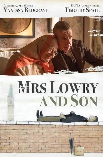 洛瑞太太和她的儿子海报