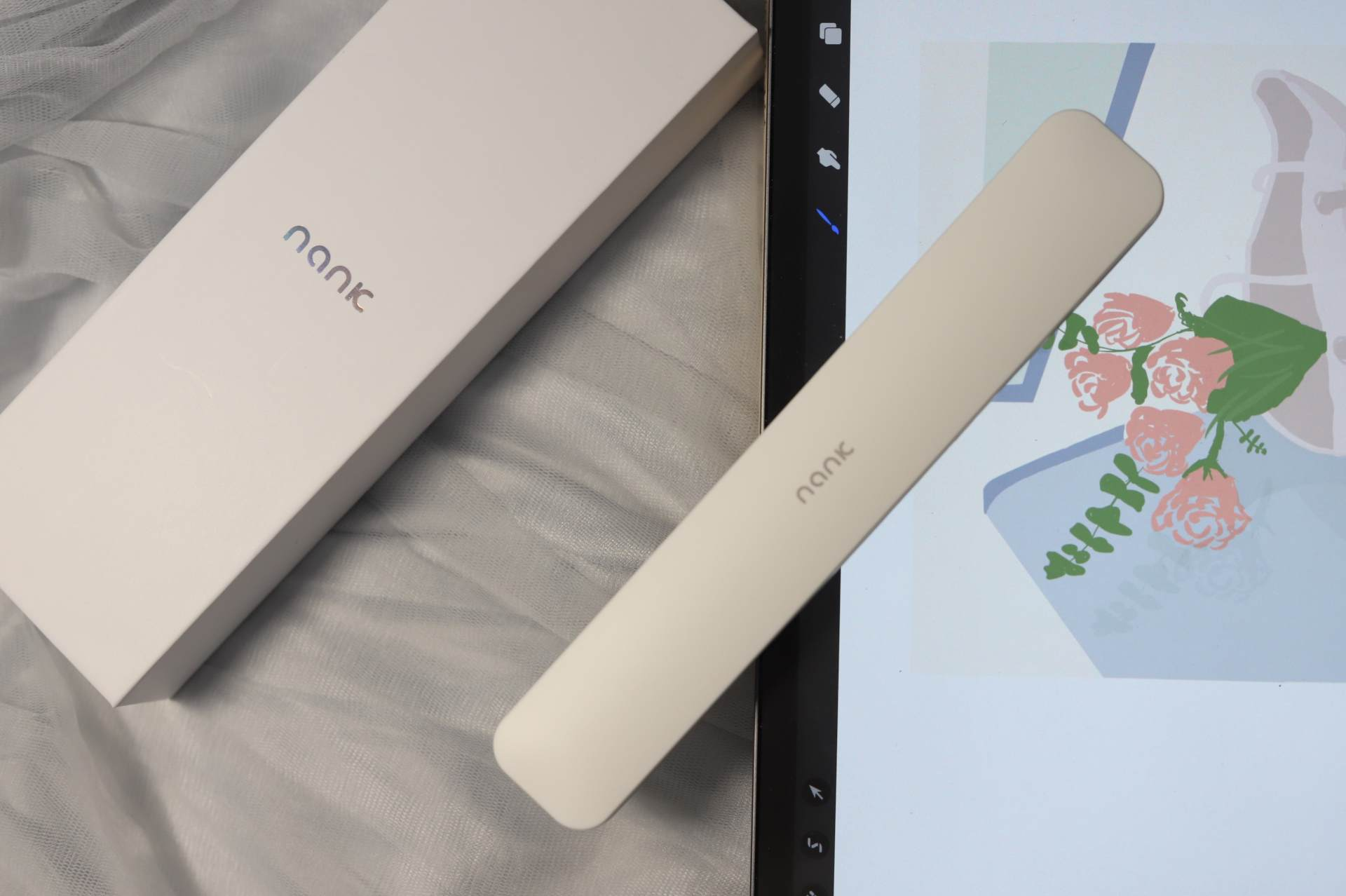 南卡电容笔体验报告:这支笔给我一种在用Apple pencil的错觉!