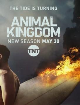 野兽家族 第二季海报