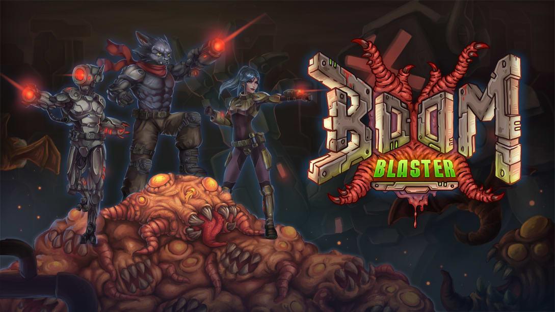爆炸冲击(Boom Blaster)插图5