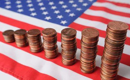 恐怖数据超出预期,美元有需求,黄金下跌20 美元,保持1810关口