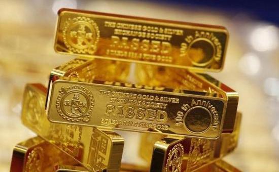 美国经济处于适度扩张状态。现货黄金被抛售。下一个目标是1770!