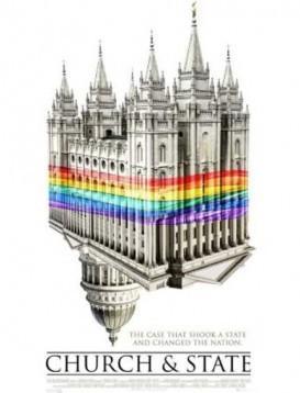 教会与国家海报