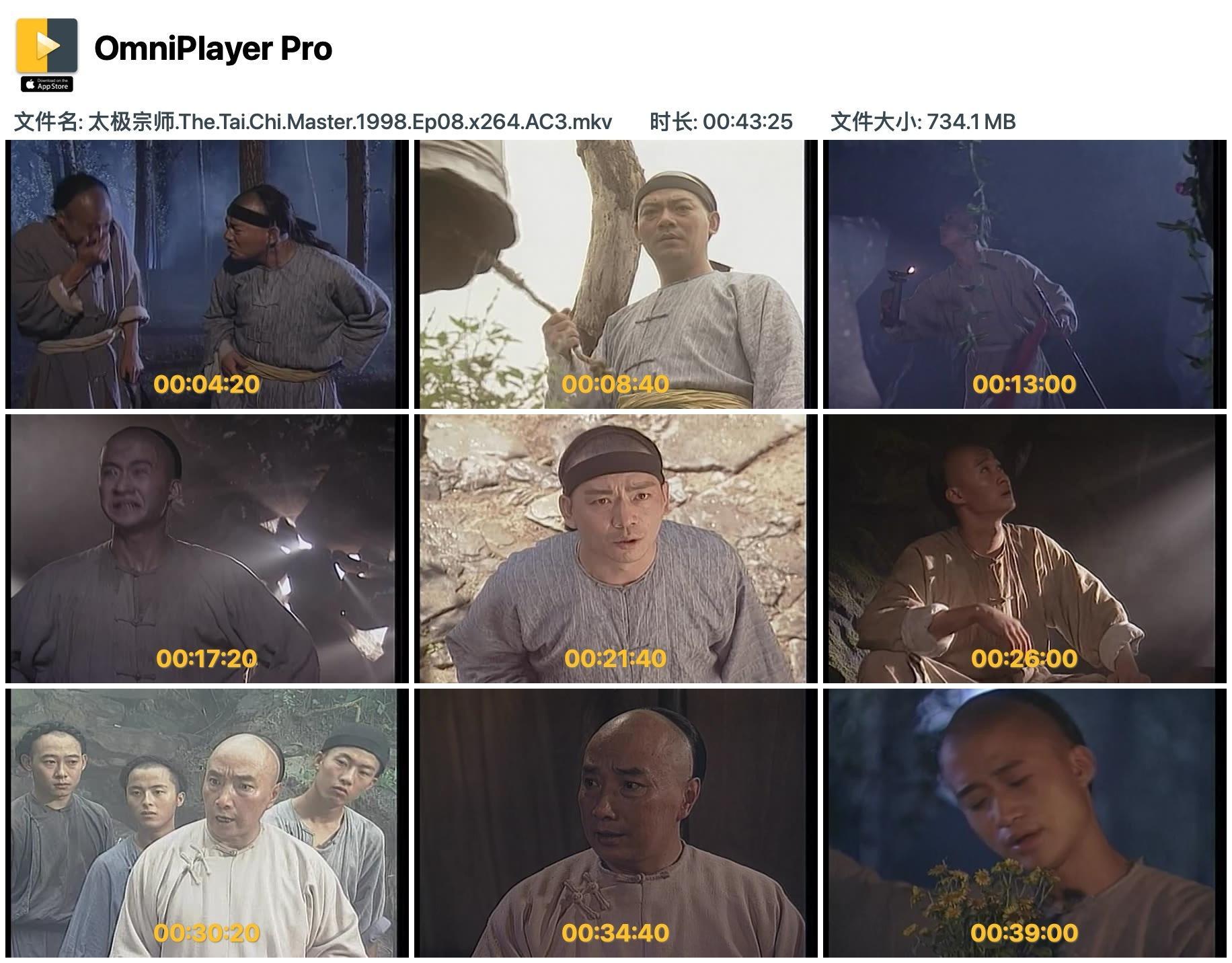 太极宗师二十五集完整版分享的图片-高老四博客